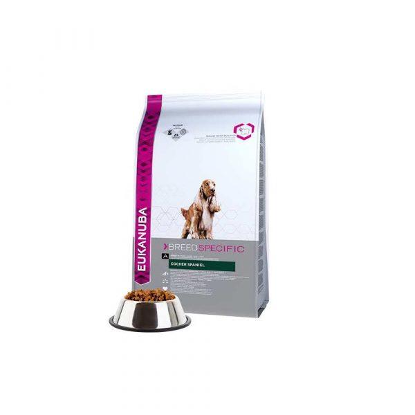 karma dla zwierząt 7 alibiuro.pl Karma EUKANUBA Dog Dry Breed Specific All Cocker Spaniel 7 50 kg 84