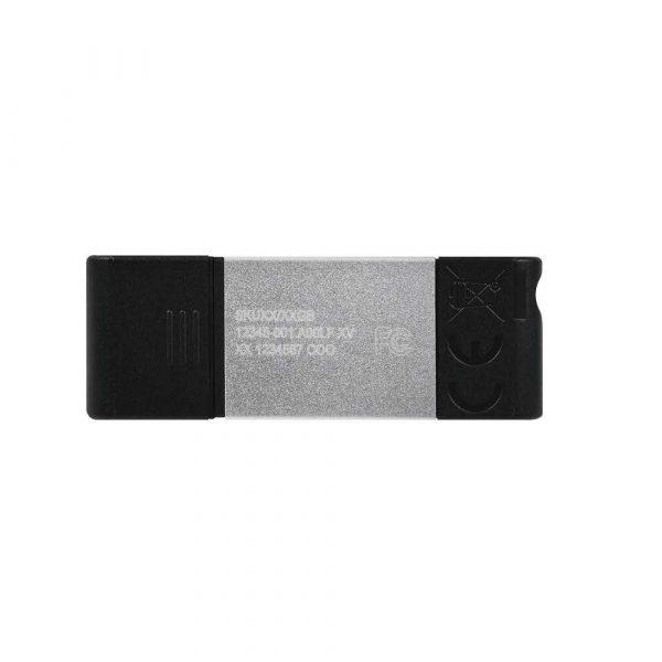 karty pamięci 7 alibiuro.pl KINGSTON FLASH 128GB USB C 3.2 Gen 1 DT80 128GB 96