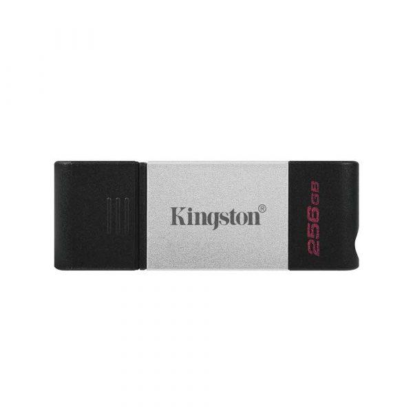 karty pamięci 7 alibiuro.pl KINGSTON FLASH 256GB USB C 3.2 Gen 1 DT80 256GB 56