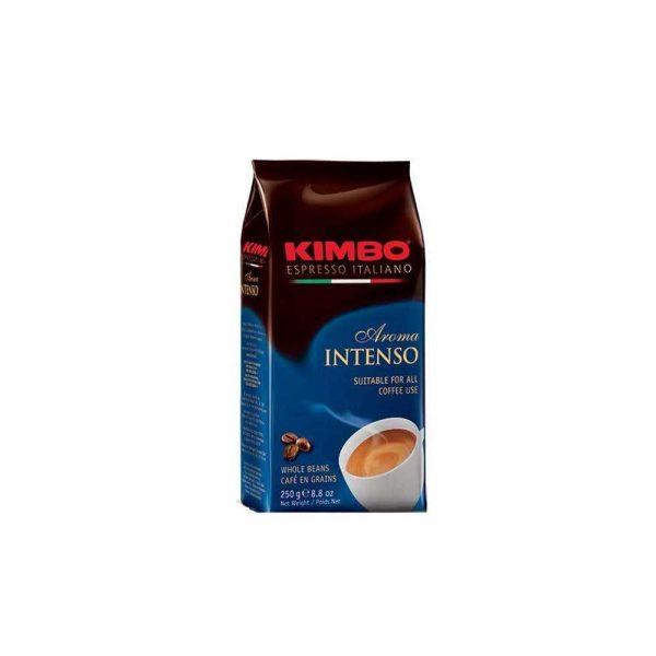 kawa zbożowa 7 alibiuro.pl Kawa ziarnista 250 g KIMBO 30 Arabica 70 Robusta 8002200601218 19