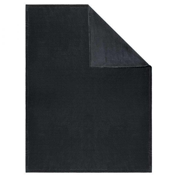 koce 7 alibiuro.pl Koc Tuckano DABY Czer DABY Czer 150 x 200 cm kolor czarny 42