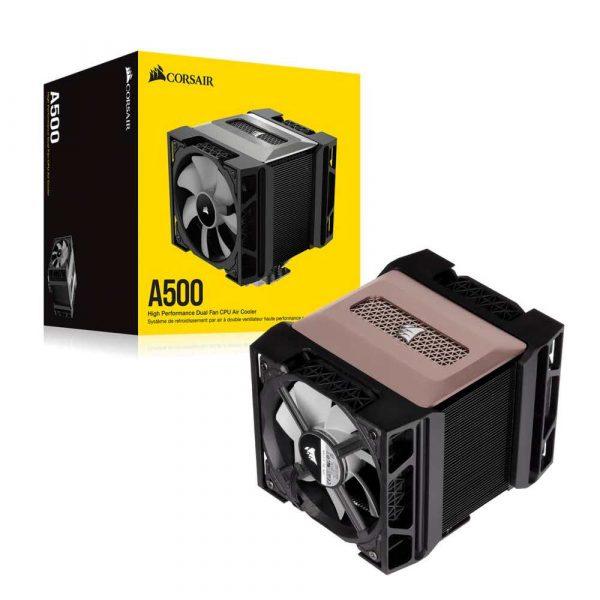 komputery 7 alibiuro.pl CORSAIR A500 Dual Fan CPU Cooler 30