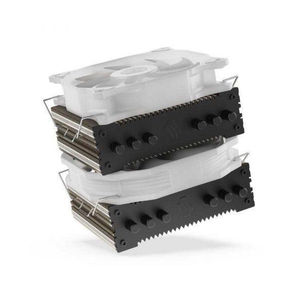 komputery 7 alibiuro.pl Chodzenie CPU SilentiumPC Grandis 3 EVO ARGB 80