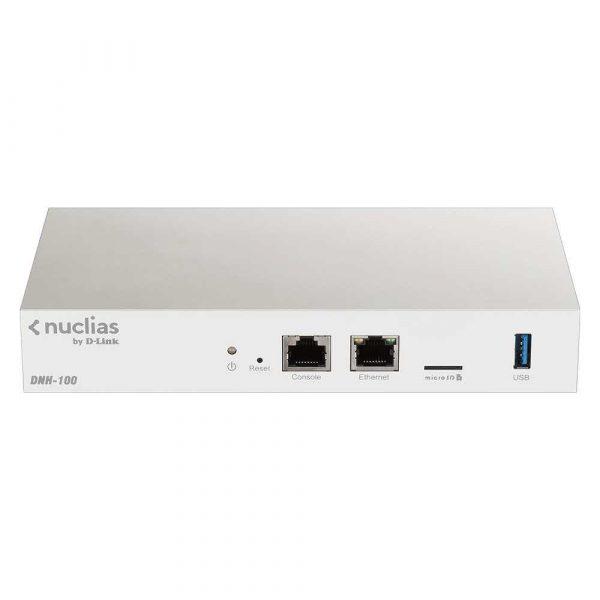 komputery 7 alibiuro.pl D Link DNH 100 Nuclias Connect Wireless Controller 1x Gbit LAN 1x USB 3.0 1x Micro SD Slot 6