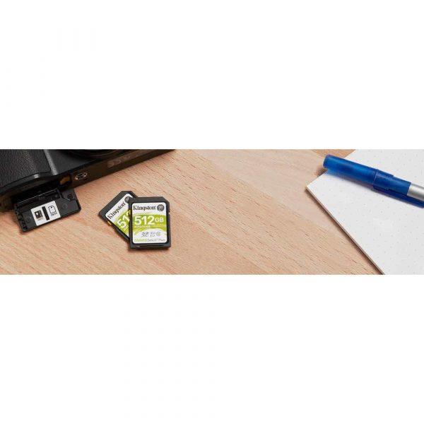 komputery 7 alibiuro.pl Karta pamici Kingston Canvas Select Plus SDS2 512GB 512GB Class U3 V30 Karta pamici 1