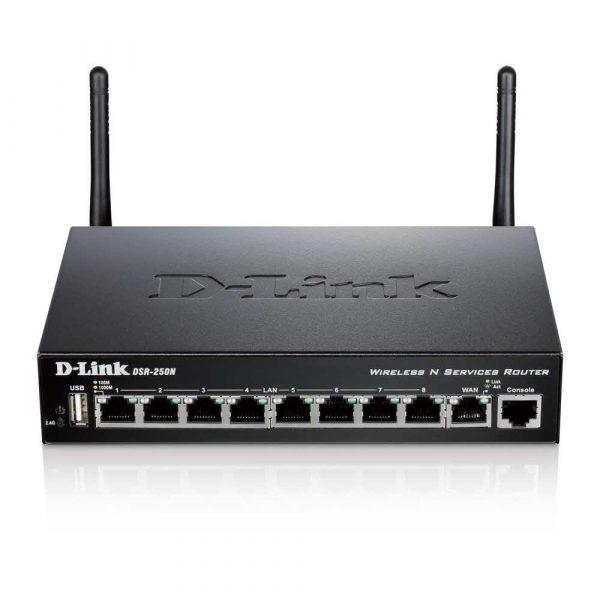 komputery 7 alibiuro.pl Router D Link DSR 250N xDSL 93