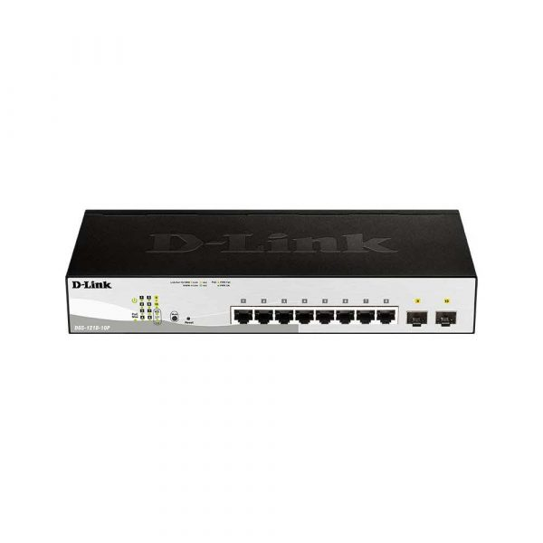 komputery 7 alibiuro.pl Switch D Link DGS 1210 10P 10x 10 100 1000Mbps 88
