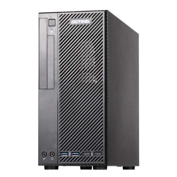 komputery biznesowe 7 alibiuro.pl Actina i3 10100 8GB 256SSD 300W W10H 0236 35