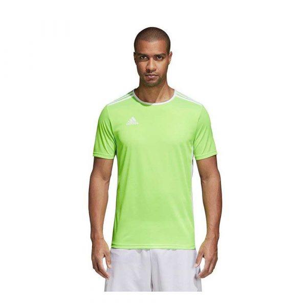 koszulki 7 alibiuro.pl Koszulka adidas Entrada 18 JR limonkowa CE9758 80