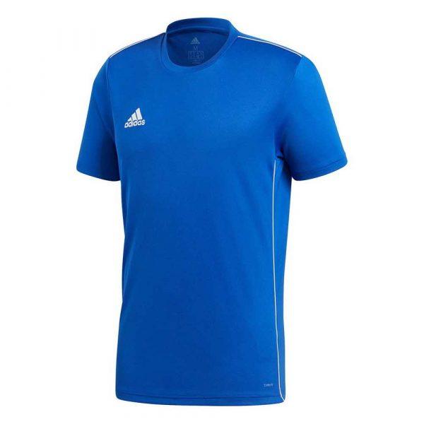 koszulki 7 alibiuro.pl Koszulka mska adidas Core 18 Training niebieska CV 80