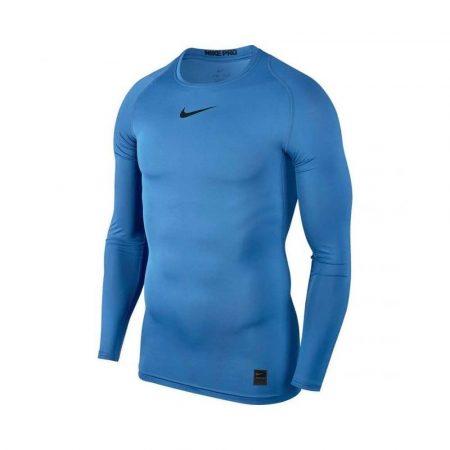 koszulki do biegania 7 alibiuro.pl Koszulka Nike Pro Top Compression LS j niebieska 8 15