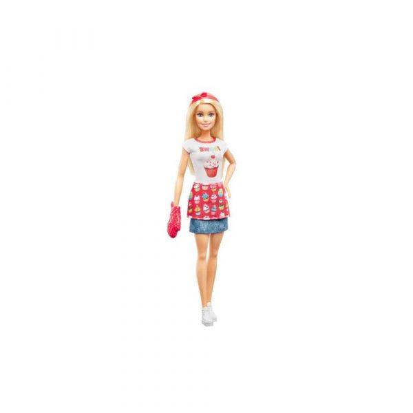 lalki i akcesoria 7 alibiuro.pl Barbie zestaw domowe wypieki MATTEL FHP57 Od 3 lat 91