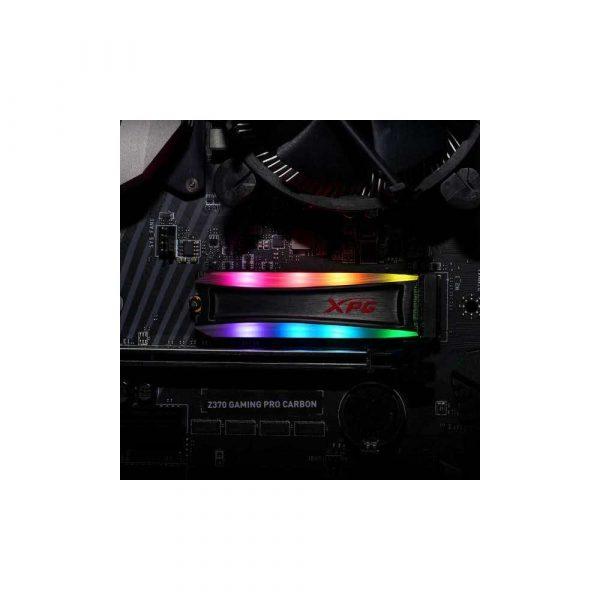 materiały biurowe 7 alibiuro.pl ADATA DYSK SSD XPG SPECTRIX S40G 2TB PCIe Gen3x4 M.2 2280 54