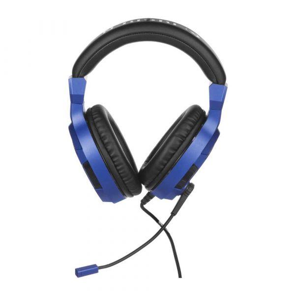 materiały biurowe 7 alibiuro.pl BIG BEN Stereo Gaming Headset do PS4 niebieski 24