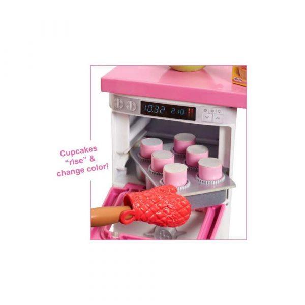 materiały biurowe 7 alibiuro.pl Barbie zestaw domowe wypieki MATTEL FHP57 Od 3 lat 46