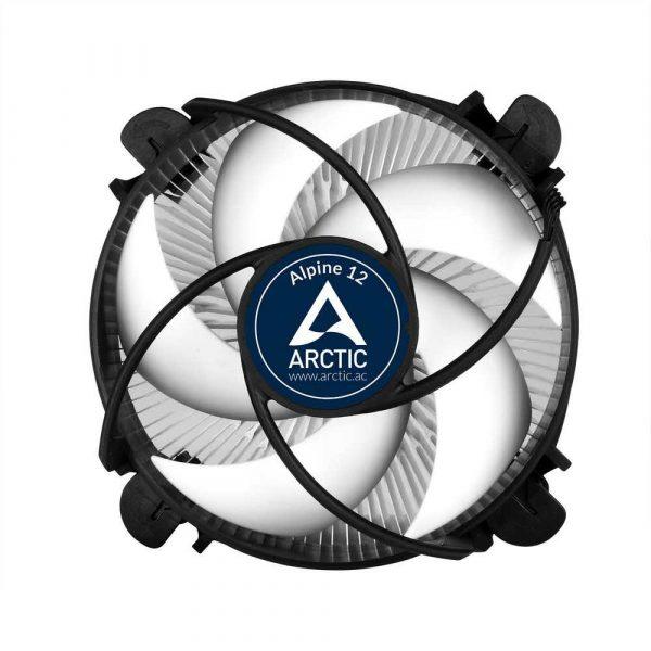materiały biurowe 7 alibiuro.pl Chodzenie do procesora Arctic Cooling Alpine 12 ACALP00027A LGA 1150 LGA 1151 LGA 1155 LGA 1156 5