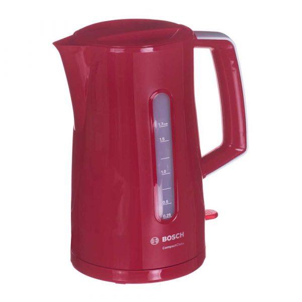 materiały biurowe 7 alibiuro.pl Czajnik elektryczny BOSCH TWK 3A014 2400W 1.7l kolor czerwony 12