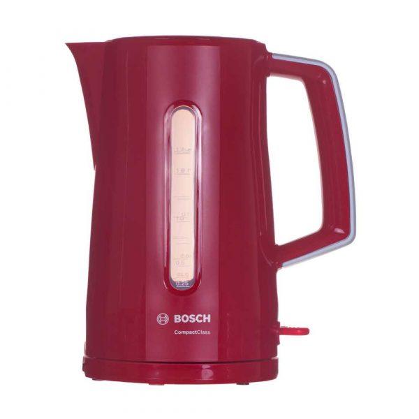 materiały biurowe 7 alibiuro.pl Czajnik elektryczny BOSCH TWK 3A014 2400W 1.7l kolor czerwony 74