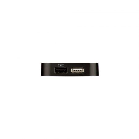 materiały biurowe 7 alibiuro.pl Hub D Link DUB H4 E 4x USB 2.0 kolor czarny 84