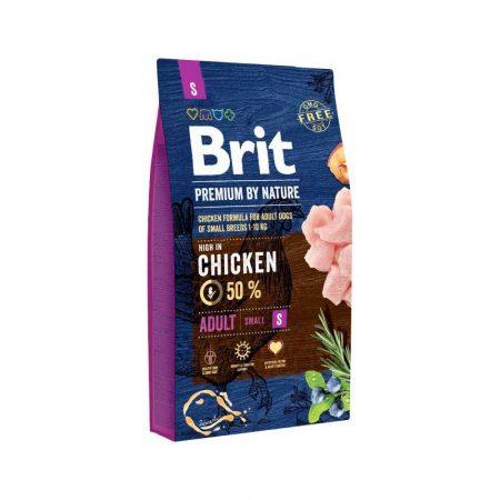 materiały biurowe 7 alibiuro.pl Karma Brit Premium By Nature Adult S 8 kg 24