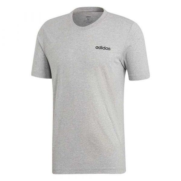 materiały biurowe 7 alibiuro.pl Koszulka adidas Essentials Plain Tee szara DU0382 38