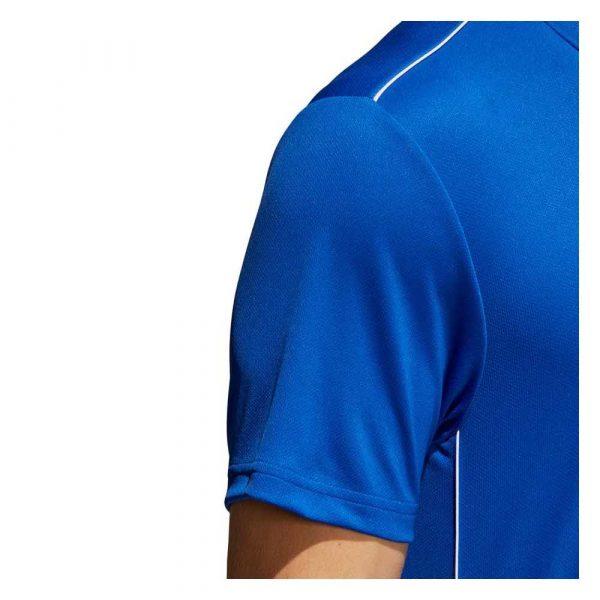 materiały biurowe 7 alibiuro.pl Koszulka mska adidas Core 18 Training niebieska CV 70
