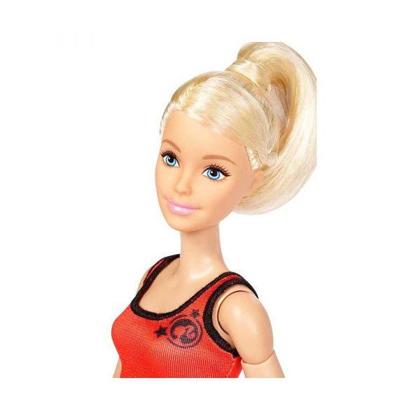 materiały biurowe 7 alibiuro.pl Lalka Barbie mistrzyni sztuk walki MATTEL Barbie Mistrzyni Sztuk Walki DWN39 Od 3 lat 99