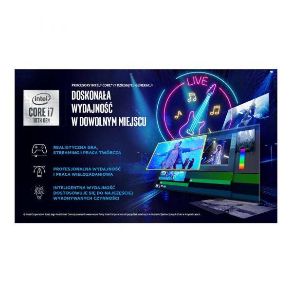 materiały biurowe 7 alibiuro.pl Microsoft Surface Laptop 3 i7 1065G7 13 5 Inch 16GB 1TB Iris Plus W10P Commercial Black PLJ 00008 25