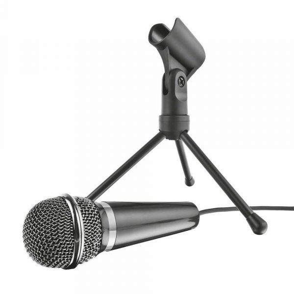 materiały biurowe 7 alibiuro.pl Mikrofon Trust Starzz 21671 kolor czarny 14