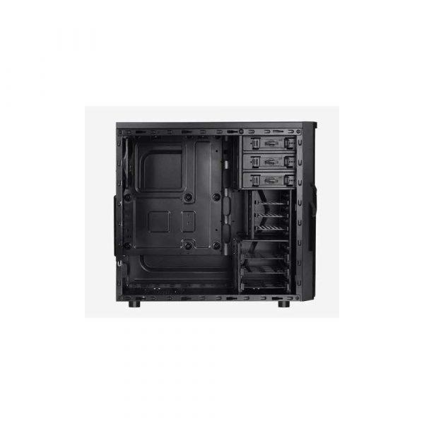 materiały biurowe 7 alibiuro.pl Obudowa Thermaltake Versa H21 Window CA 1B2 00M1WN 00 ATX Micro ATX kolor czarny 66