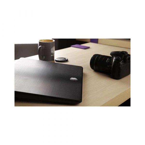 materiały biurowe 7 alibiuro.pl Podstawka chodzca pod laptop Cooler Master Notepal L2 MNW SWTS 14FN R1 17.x cala 1 wentylator 76