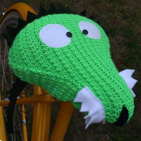 materiały biurowe 7 alibiuro.pl Pokrowiec Bike Belle Smok SAC1706 kolor zielony 74