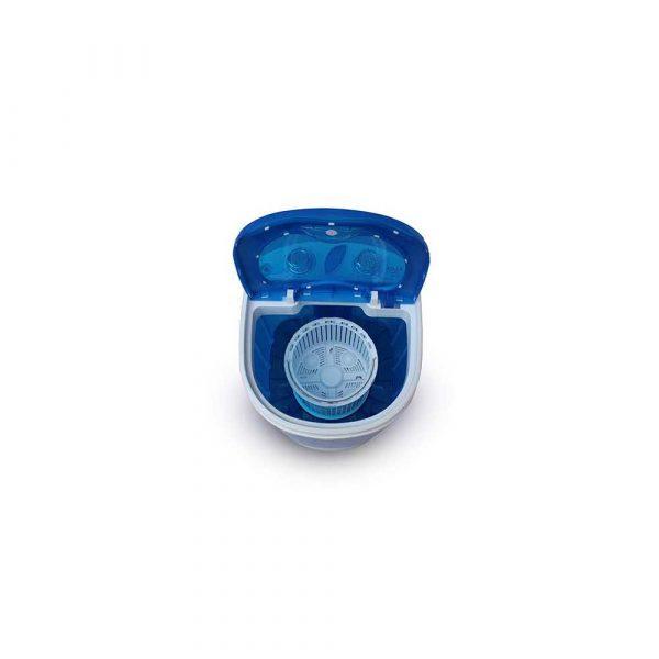 materiały biurowe 7 alibiuro.pl Pralka turystyczna Adler AD 8051 1000 obr min 3 kg 370 mm kolor niebieski 61