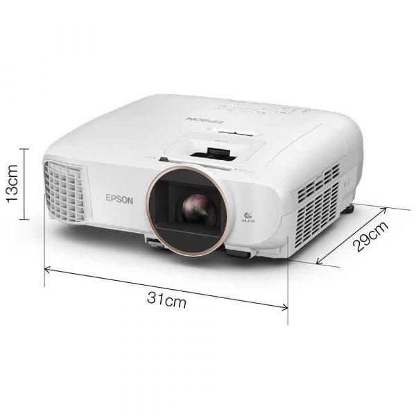 materiały biurowe 7 alibiuro.pl Projektor Epson EH TW5650 V11H852040 3LCD 1080p 1920x1080 2500 ANSI 60000 1 57