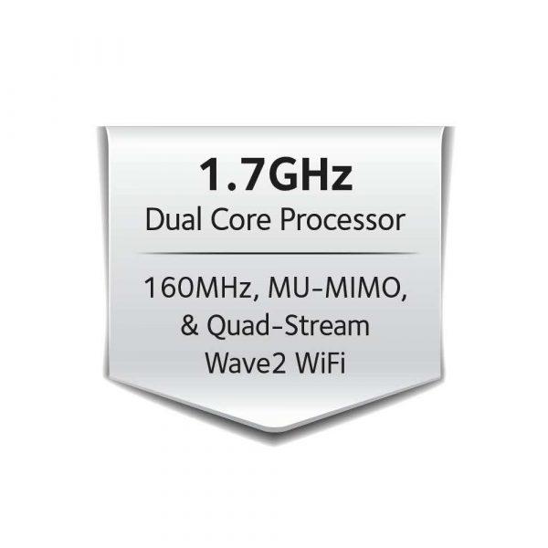 materiały biurowe 7 alibiuro.pl Router NETGEAR R7800 100PES xDSL 2 4 GHz 4 GHz 55