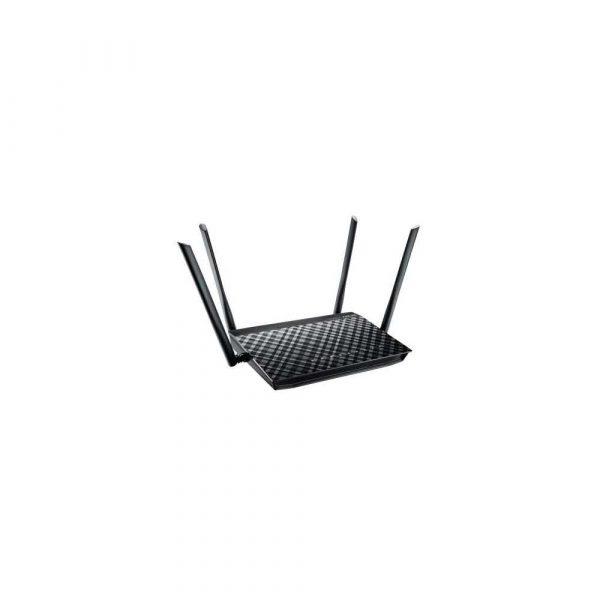 materiały biurowe 7 alibiuro.pl Router bezprzewodowy ASUS RT AC1200G xDSL 2 4 GHz 5 GHz 25