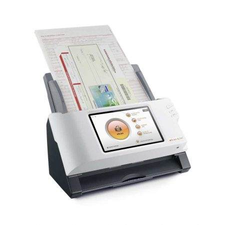 materiały biurowe 7 alibiuro.pl Skaner z podajnikiem Plustek eScan A280 PLUS ESCAN A280 216 x 356 mm LAN USB WLAN 41