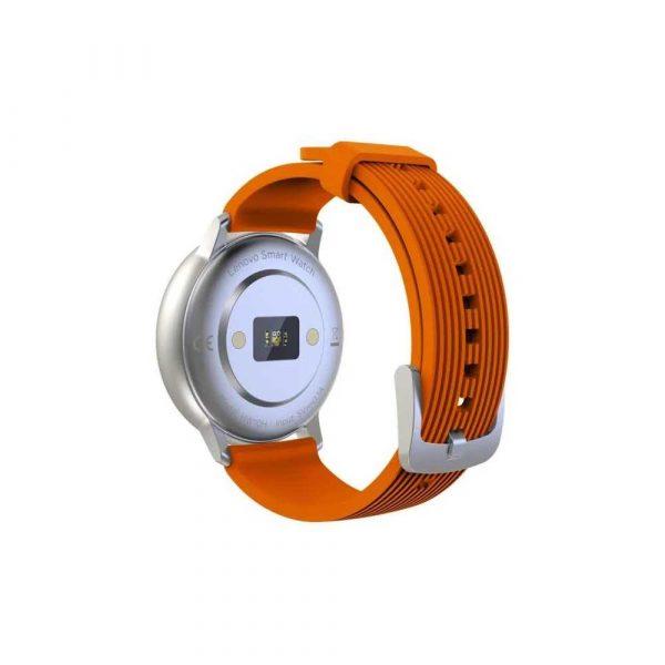 materiały biurowe 7 alibiuro.pl Smartwatch Lenovo Blaze HW10H Pomaraczowy 83