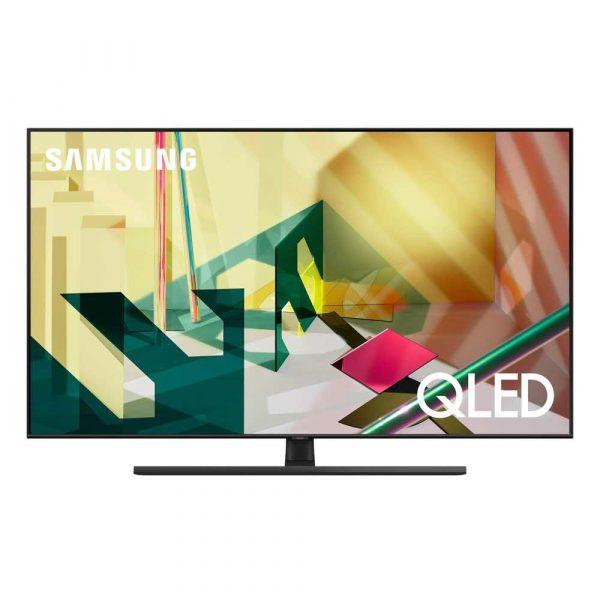 materiały biurowe 7 alibiuro.pl TV 55 Inch QLED Samsung QE55Q70T 4K HDR 3300PQI 2