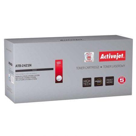 materiały biurowe 7 alibiuro.pl Toner Activejet ATB 2421N zamiennik Brother TN 2421 Supreme 3000 stron czarny 17