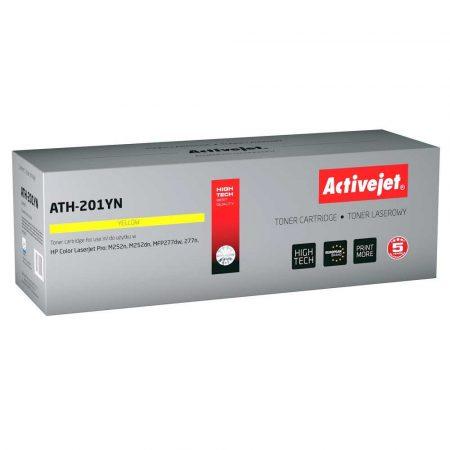 materiały biurowe 7 alibiuro.pl Toner Activejet ATH 201YN zamiennik HP 201A CF402A Supreme 1400 stron ty 33
