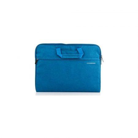 materiały biurowe 7 alibiuro.pl Torba na laptopa MODECOM Highfill TOR MC HIGHFILL 11 BLU 11 Inch kolor niebieski 42
