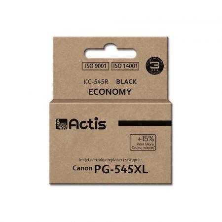 materiały biurowe 7 alibiuro.pl Tusz ACTIS KC 545R zamiennik Canon PG 545XL Standard 15 ml czarny 44