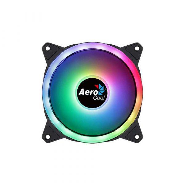 materiały biurowe 7 alibiuro.pl WENTYLATOR AEROCOOL PGS DUO 12 ARGB 6pin 120mm 87