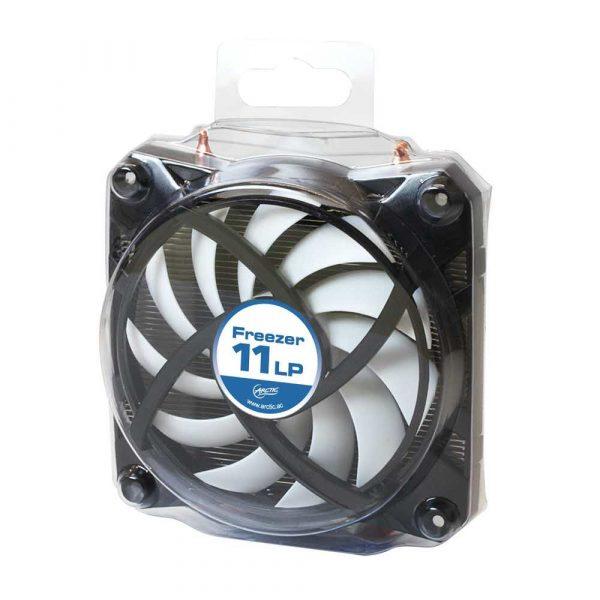 materiały biurowe 7 alibiuro.pl Wentylator Arctic Cooling FREEZER 11 LP UCACO P2000000 BL LGA 1150 LGA 1151 LGA 1155 LGA 1156 LGA 775 46