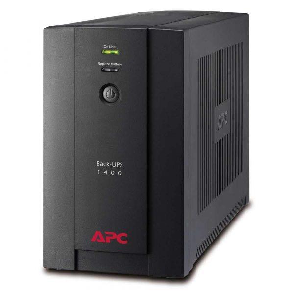 materiały biurowe 7 alibiuro.pl Zasilacz UPS APC BX1400UI 1400VA 42