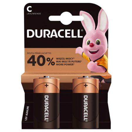 materiały biurowe 7 alibiuro.pl Zestaw baterii alkaliczne Duracell x 2 10