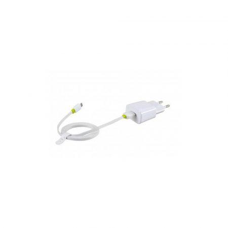 materiały biurowe 7 alibiuro.pl adowarka sieciowa IBOX C 31 USB WHITE ILUC31W USB kolor biay 61