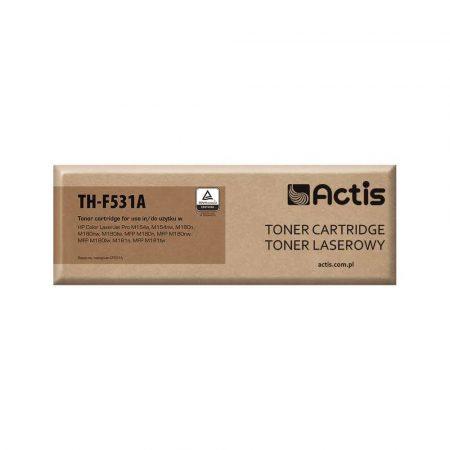 materiały eksploatacyjne 7 alibiuro.pl Toner ACTIS TH F531A zamiennik HP 205A CF531A Supreme 900 stron niebieski 38