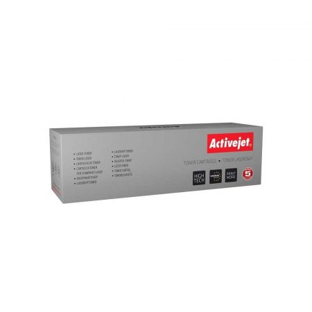 materiały eksploatacyjne 7 alibiuro.pl Toner Activejet ATH 401N zamiennik HP 507A CE401A Supreme 6000 stron niebieski 56